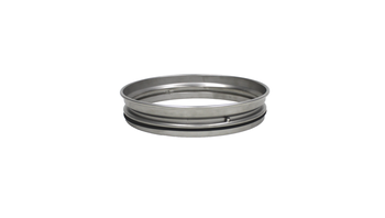 Venting ring for test sieves