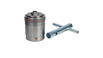 counterweight for all grinding bowls <em>premium line</em> 80 ml, 45 ml, 20 ml volume